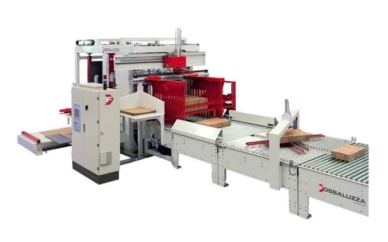 Palletiser Machine Fossaluzza