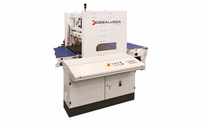 Fossaluzza Breaker Machine