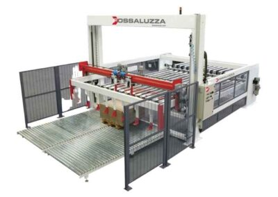 Fossaluzza Stacking Machine IS – IST – IK