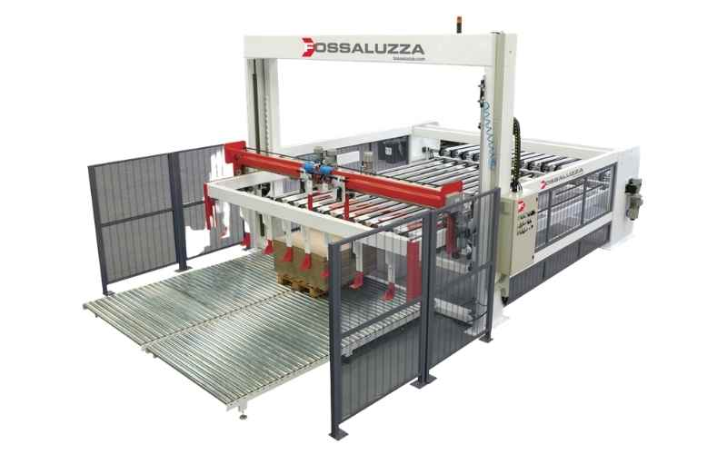 Stacker Machine