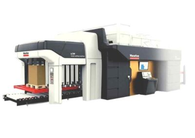 Digital Laser Cutting Machine (LCM)