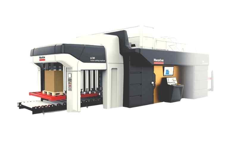 Digital Laser Cutting Machine (LCM)