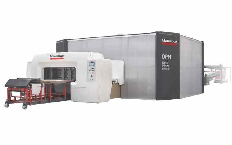 Macarbox Digital Printing Machines